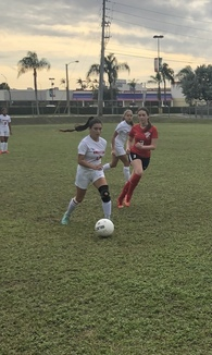 Kaitlyn Rodriguez's Women's Soccer Recruiting Profile