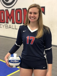Lindsey MacDiarmid's Women's Volleyball Recruiting Profile