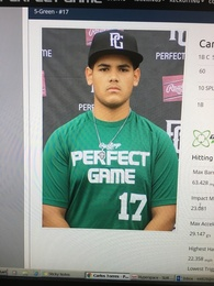 Carlos Torres's Baseball Recruiting Profile