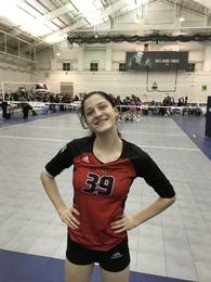 Aspen Olson's Women's Volleyball Recruiting Profile
