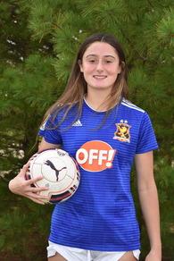 Patricia Georgiou's Women's Soccer Recruiting Profile