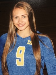 Mary Insalaco's Women's Volleyball Recruiting Profile