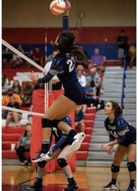 Mia McDonald's Women's Volleyball Recruiting Profile