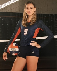 Aidan Conner's Women's Volleyball Recruiting Profile
