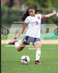 Stefanie Coreas's Women's Soccer Recruiting Profile