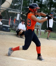 Kelsee Burks's Softball Recruiting Profile