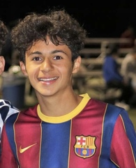Zain Hasan's Men's Soccer Recruiting Profile