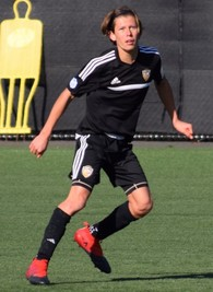 Tristan Lalonde's Men's Soccer Recruiting Profile