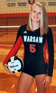 Kaylee Weeks's Women's Volleyball Recruiting Profile