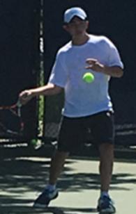Benjamin Martin's Men's Tennis Recruiting Profile