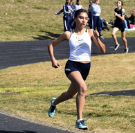 Nicole DeHerrera's Women's Track Recruiting Profile
