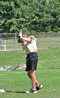 Jared Hickson's Men's Golf Recruiting Profile