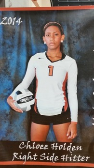 Chloee Holden's Women's Volleyball Recruiting Profile