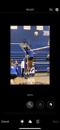 Paula Ceneac's Women's Volleyball Recruiting Profile