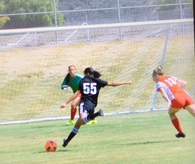 Jocelyn Alvarez's Women's Soccer Recruiting Profile