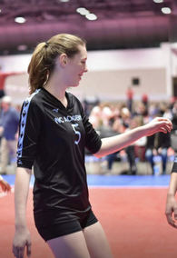 Carly Sciborski's Women's Volleyball Recruiting Profile