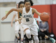 Haley Thierry's Women's Basketball Recruiting Profile