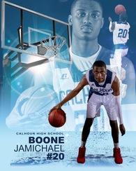 Jamichael Boone's Men's Basketball Recruiting Profile