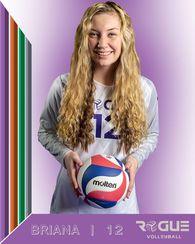 Briana Osborn's Women's Volleyball Recruiting Profile