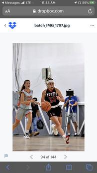 Alainna Hopta's Women's Basketball Recruiting Profile