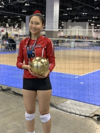 Tsolmon Mary Magnaibayar's Women's Volleyball Recruiting Profile