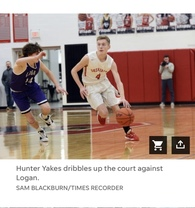 Hunter Yakes's Men's Basketball Recruiting Profile