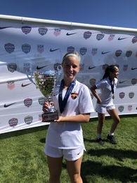 Shayla Addington's Women's Soccer Recruiting Profile