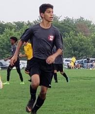 Carlos Rodriguez's Men's Soccer Recruiting Profile