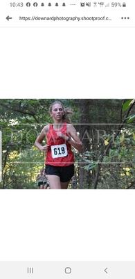 Abbygale Schooley's Women's Track Recruiting Profile