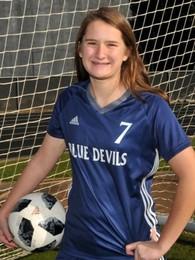 Eliana Johnson's Women's Soccer Recruiting Profile