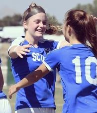 Victoria Hubbard's Women's Soccer Recruiting Profile