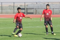 Shawn Chacko's Men's Soccer Recruiting Profile