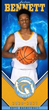 Jalen Bennett's Men's Basketball Recruiting Profile