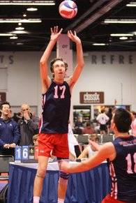 Steven Storm's Men's Volleyball Recruiting Profile