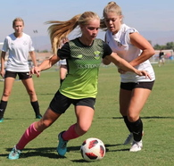 Ryley Burns's Women's Soccer Recruiting Profile