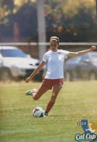 Hailey Briseno's Women's Soccer Recruiting Profile