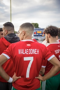 Walaeddine Hounane's Men's Soccer Recruiting Profile