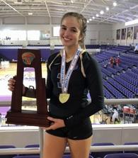Isabella Mendoza's Women's Volleyball Recruiting Profile