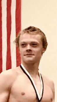 Jonas Cantrell's Men's Swimming Recruiting Profile
