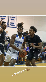 Nick Ford's Men's Basketball Recruiting Profile