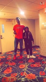 Tayvon Moore's Men's Basketball Recruiting Profile