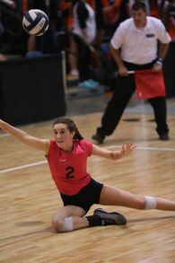 Madyson McBroom's Women's Volleyball Recruiting Profile