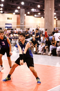 Nico Paula's Men's Volleyball Recruiting Profile