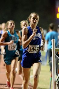Catherine Liggett's Women's Track Recruiting Profile