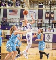 Caitelyn Knutson's Women's Basketball Recruiting Profile