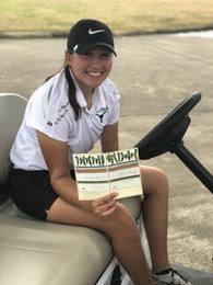 Alexis Perez's Women's Golf Recruiting Profile