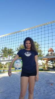 Joana Solis's Women's Volleyball Recruiting Profile