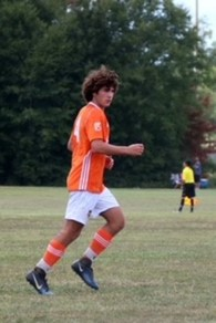 Cole Theriot's Men's Soccer Recruiting Profile