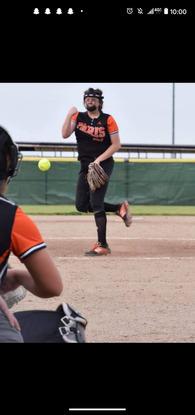 Zoe Sanders's Softball Recruiting Profile