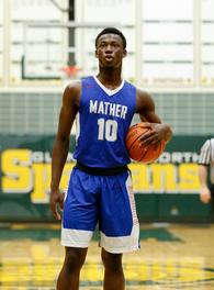 Timilehin Odueyungbo's Men's Basketball Recruiting Profile